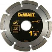 Διαμαντοδισκος δομικων υλικων Φ115x2mm DEWALT DT3740
