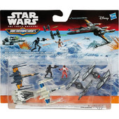 STAR WARS Ep.7 Deluxe Vehicle Pack MP7 σε 5 σχέδια B3496