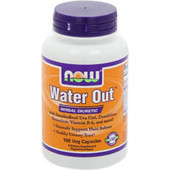 Now Foods Water Out 100s