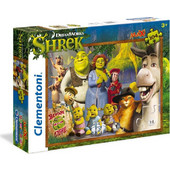 Clementoni Παζλ 104τεμ MAXI Super Color Shrek 1210-23696