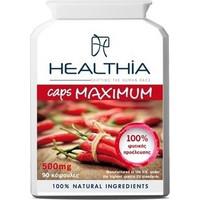 Healthia Caps Maximum 500mg 30s