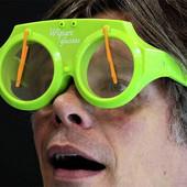 Γυαλιά με Υαλοκαθαριστήρες Παρμπρίζ