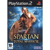 Spartan Total Warrior PS2