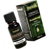 HEALTH AID AROMATHERAPY CITRONELLA OIL 10ml