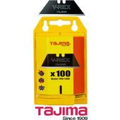 TAJIMA VRB-100B 100 Ανταλλακτικές λάμες τραπεζοειδής με Dispenser