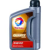Λιπαντικό Total Quartz 9000 ENERGY 5w40 1lt