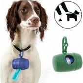 Θήκη με Σακούλες για Περιττώματα Σκύλου free & easy