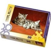 Trefl Puzzle Carton 30 pieces Γατάκια