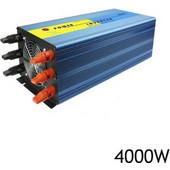 Mετατροπέας Ρεύματος Inverter Καθαρού Ημητόνου 12V σε 220V 4000W Power Inverter - OEM - 001.6837