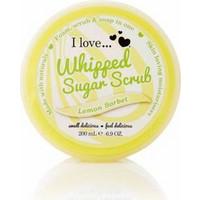 I Love Σαντιγύ Scrub Lemon Sorbet 200ml