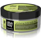 Oliveway Exfoliating Body Scrub Stella 200ml