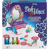 PLAY-DOH DOHVINCI STYLE AND STORE VANITY A7197
