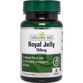 Βασιλικός Πολτός Royal Jelly 150 mg - 30 κάψουλες Nature