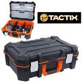 Εργαλειοθήκη βαλίτσα TACTIX 320064