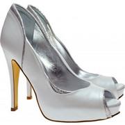 Lou bridal pumps Ianthi-00-133-98-Νυφικά