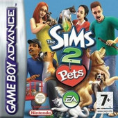 The Sims 2 Pets Gameboy