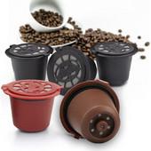 Επαναγεμιζόμενη Συμβατή Κάψουλα Universal Nespresso Σετ 3 Τμχ - OEM - 001.4324