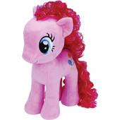 TY Beanie Babies Χνουδωτό My Little Pony Pinkie Pie 23εκ. 1607-90200