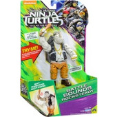 NICKELODEON TEENAGE MUTANT NINJA TURTLES - OUT OF THE SHADOWS - BATTLE SOUNDS FIGURE - ROCKSTEADY (14 88307)