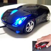 Ποντίκι Η/Υ Σε Σχήμα Αυτοκινήτου Σε Δύο Χρώματα Κόκκινο Και Μαύρο. Δώστε Ένα Ξεχωριστό Στυλ Στο Γραφείο Σας - OEM - 001.3450