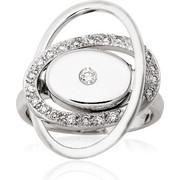 Δαχτυλίδι Κ18 με Διαμάντιa, 000863