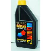 Υψηλής απόδοσης ορυκτό λιπαντικό 15W/50 1L Super Dynamic
