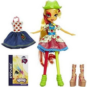 Hasbro MY LITTLE PONY EQUESTRIA GIRLS WITH FASHIONS (A8841)