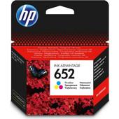 HP No 652 Tri-Color JUMBO