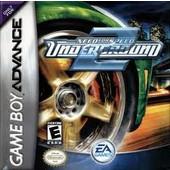 Need For Speed Underground 2 Gameboy