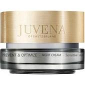 Juvena PREVENT & OPTIMIZE Sensitive Night Cream (Sensitive Skin) 50ml