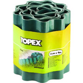 Φράκτης κήπου 9m, ύψος 20cm, Topex 805027