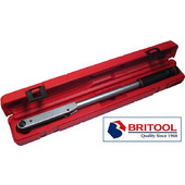 Britool EVT1200A Δυναμόκλειδο για καρυδάκια 1/2 ρυθμιζόμενης ροπής 25-135 Νm