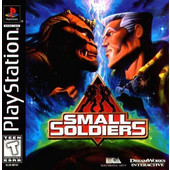 Small Soldiers - PSX Game
