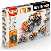 INVENTOR 50 MODELS MOTORIZED SET