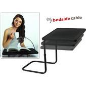 """Τραπεζάκι """"My bedside table"""" με Ρυθμιζόμενο Ύψος και Φωτάκι"""