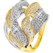 Χρυσό δαχτυλίδι fashion K14