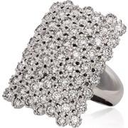 Δαχτυλίδι Κ18 με Διαμάντια, 006900