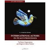 International Actors in Peace Processes