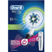 Braun Oral-B Professional Care 750 Cross Action Special Edition Black
