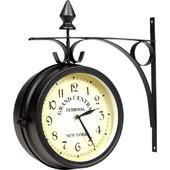 vidaXL Ρολόι Τοίχου Ρέπλικα Σταθμού NEW YORK