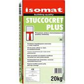 Ρητινούχος στόκος σπατουλαρίσματος STUCCOCRET-PLUS ISOMAT