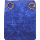 Κουρτίνα υφασμάτινη 140Χ260 εκ. χρ. μπλε
