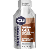 GU Energy Gel Roctane Chocolate Coconut 32gr