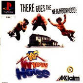 PS1 GAME WWF-In Your House