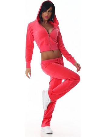 d919a69f5bb φορμα βελουτε γυναικεια - Γυναικείες Αθλητικές Φόρμες LX Fashion ...