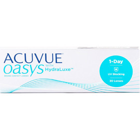6f12d5eb17 Acuvue Oasys 1 Day 30Pack Ημερήσιοι