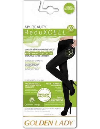 Καλσόν Reduxcell 100 Den Golden Lady κατά της κυτταρίτιδας (28VVV) Μαύρο  8300081813578 22eb58d01e9