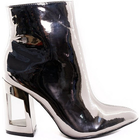 0ff8bed5898 παπουτσια ασημι - Γυναικεία Μποτάκια με Τακούνι | BestPrice.gr