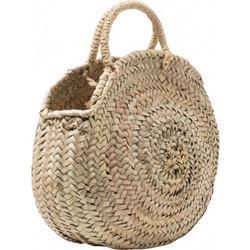 b7dc45c174 Πλεκτή Ψάθινη Τσάντα με Χερούλια