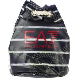 62a8c7b7cf97 Backpack Allover PVC Emporio Armani EA7 9150188P817 - μπλε